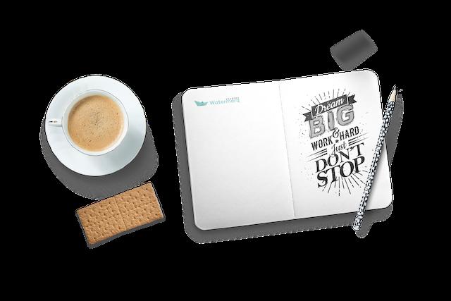 Sketchbook-Mockup-Template